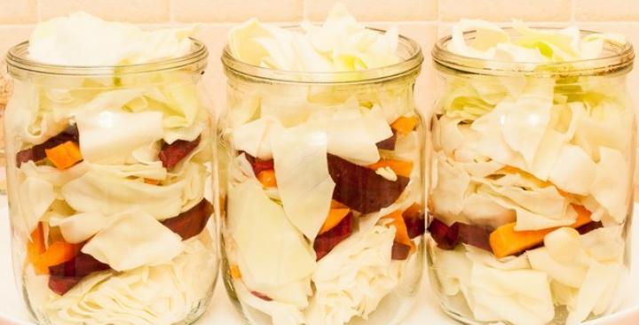 Маринованная капуста пилюска — 6 рецептов быстрого приготовления вкусной капусты этап 9