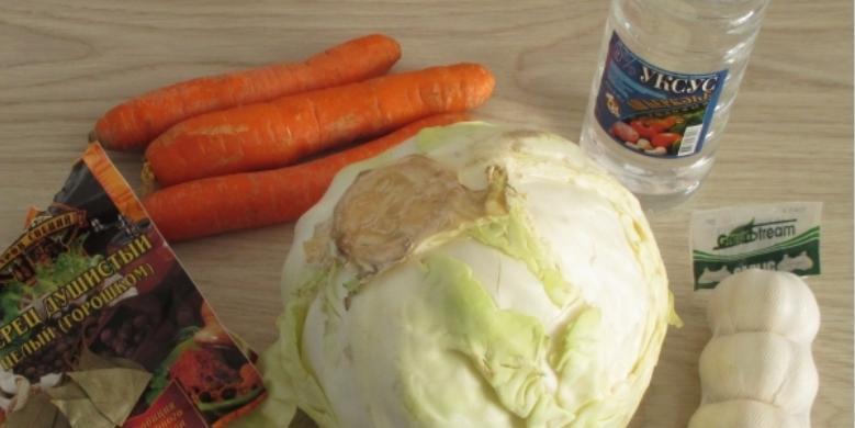 Квашеная капуста в рассоле на зиму: рецепты быстрого приготовления в банке этап 19