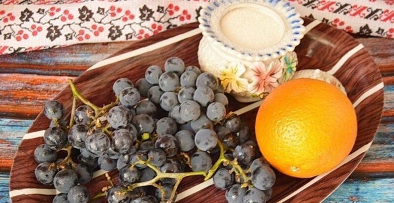 Компот из винограда на зиму — 5 рецептов на 3 литровую банку этап 15