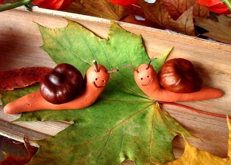 Осенние поделки из листьев своими руками (все новинки для детей детского сада и школы) этап 39
