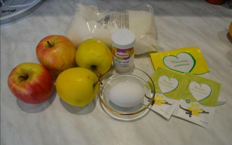 Пастила из яблок в домашних условиях — 7 простых рецептов этап 29