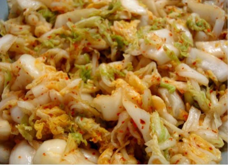 Маринованная капуста пилюска — 6 рецептов быстрого приготовления вкусной капусты этап 33