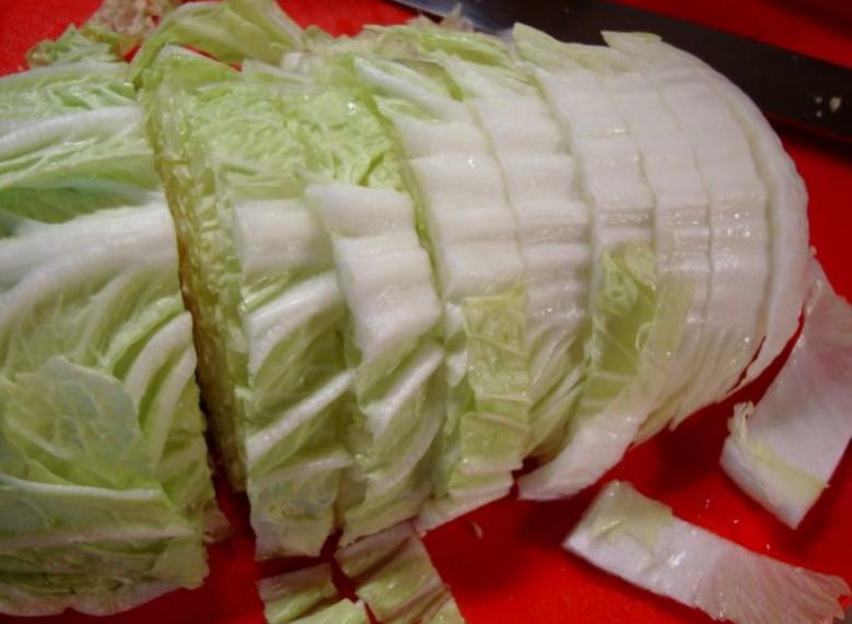 Маринованная капуста пилюска — 6 рецептов быстрого приготовления вкусной капусты этап 27