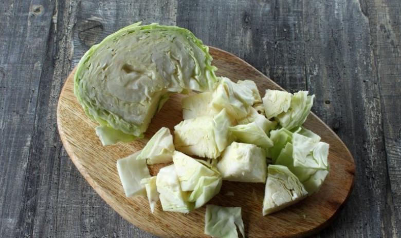 Маринованная капуста пилюска — 6 рецептов быстрого приготовления вкусной капусты этап 37