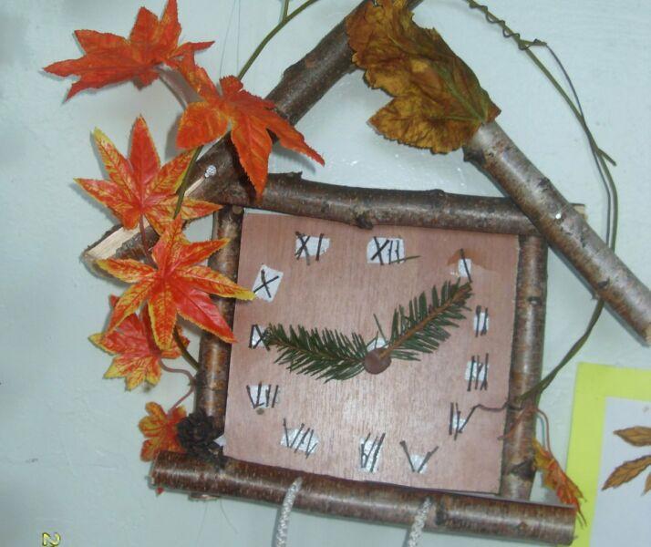 Осенние поделки из листьев своими руками (все новинки для детей детского сада и школы) этап 56