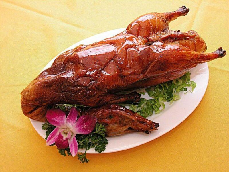 Утка по-пекински: 4 рецепта приготовления в домашних условиях этап 2