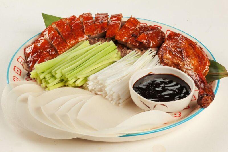 Утка по-пекински: 4 рецепта приготовления в домашних условиях этап 9