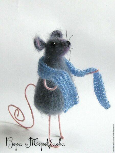 Вязаные мышки и крысы крючком со схемами и описанием. Мастер-классы игрушек амигуруми для начинающих этап 2