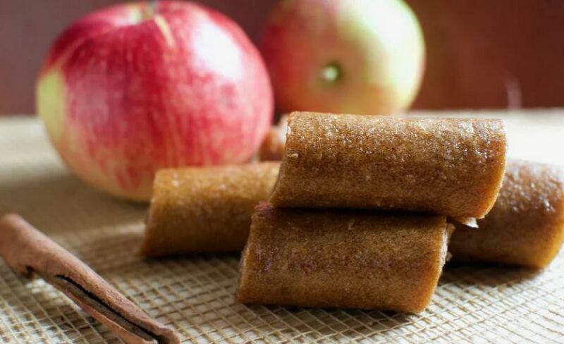 Пастила из яблок в домашних условиях — 7 простых рецептов этап 1