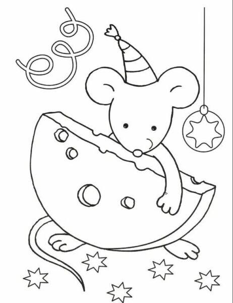 Крыса (мышь) своими руками на Новый год — поделки в виде символа года 2020 из разных материалов этап 124