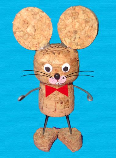 Крыса (мышь) своими руками на Новый год — поделки в виде символа года 2020 из разных материалов этап 101