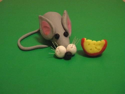 Крыса (мышь) своими руками на Новый год — поделки в виде символа года 2020 из разных материалов этап 103