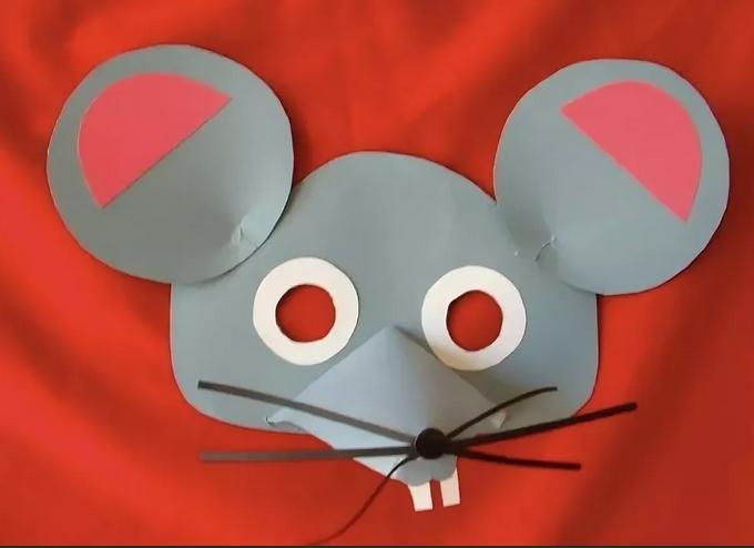 Крыса (мышь) своими руками на Новый год — поделки в виде символа года 2020 из разных материалов этап 130