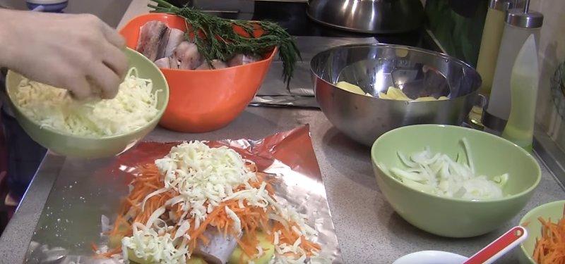 Минтай в духовке — 6 самых вкусных рецептов этап 11