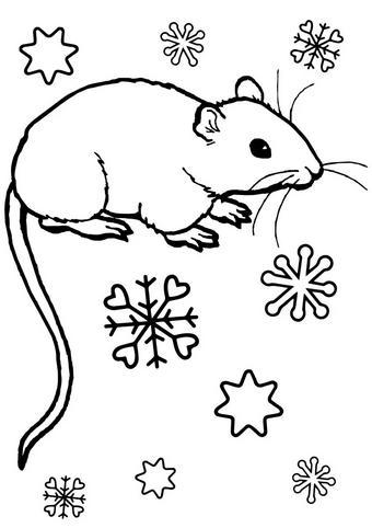 Крыса (мышь) своими руками на Новый год — поделки в виде символа года 2020 из разных материалов этап 114