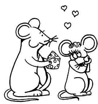 Крыса (мышь) своими руками на Новый год — поделки в виде символа года 2020 из разных материалов этап 116
