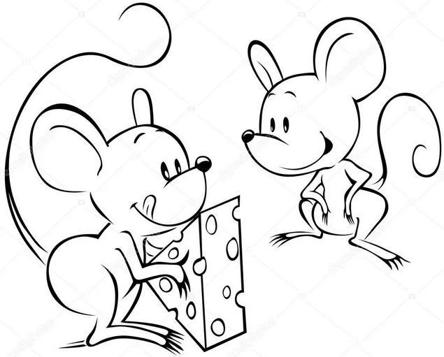 Крыса (мышь) своими руками на Новый год — поделки в виде символа года 2020 из разных материалов этап 117