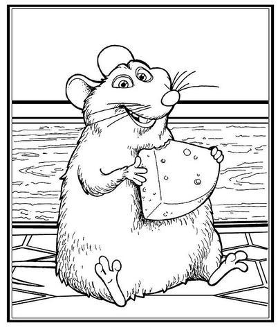 Крыса (мышь) своими руками на Новый год — поделки в виде символа года 2020 из разных материалов этап 111