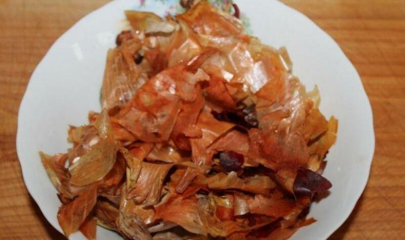 Как сварить сало в луковой шелухе? 7 самых вкусных рецептов этап 8
