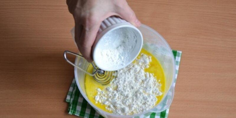 Блины с творогом — 8 рецептов блинчиков с начинкой из творога этап 35