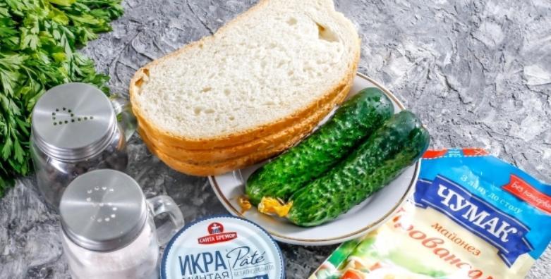 Бутерброды с икрой на праздничный стол — 7 простых рецептов этап 27