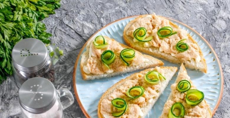 Бутерброды с икрой на праздничный стол — 7 простых рецептов этап 30