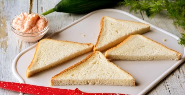 Бутерброды с икрой на праздничный стол — 7 простых рецептов этап 14