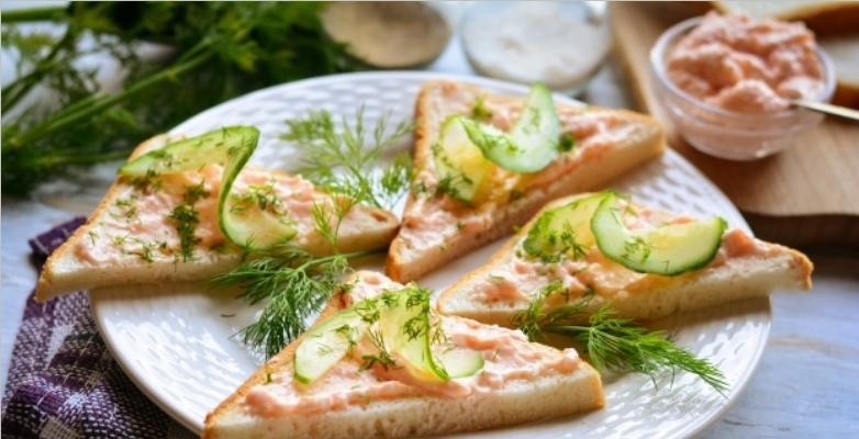 Бутерброды с икрой на праздничный стол — 7 простых рецептов этап 17