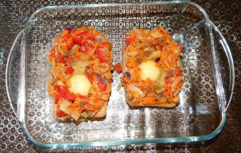 Бутерброды с икрой на праздничный стол — 7 простых рецептов этап 34