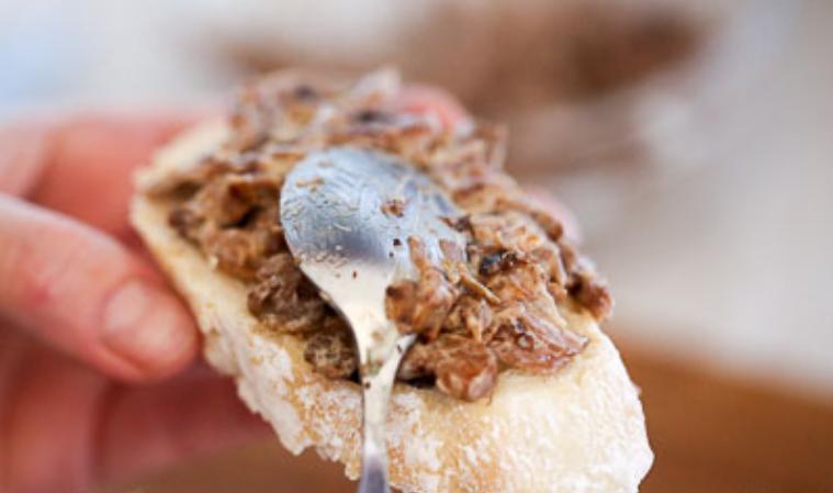 Бутерброды с икрой на праздничный стол — 7 простых рецептов этап 41
