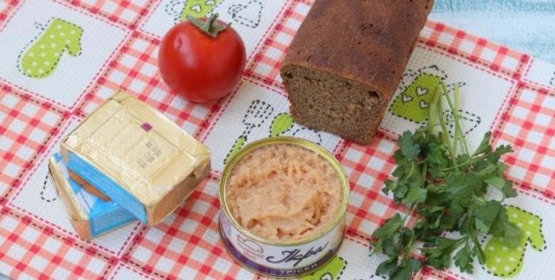 Бутерброды с икрой на праздничный стол — 7 простых рецептов этап 19