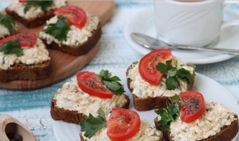 Бутерброды с икрой на праздничный стол — 7 простых рецептов этап 25