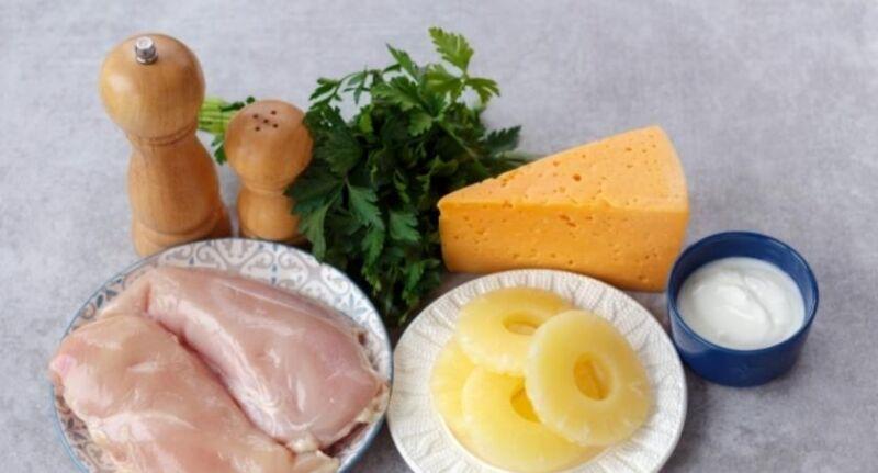 Салат Дамский каприз — 5 классических рецептов этап 3