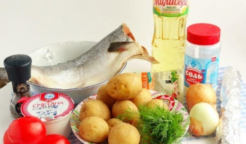 Запеченная горбуша в духовке: 6 рецептов приготовления сочной горбуши этап 19