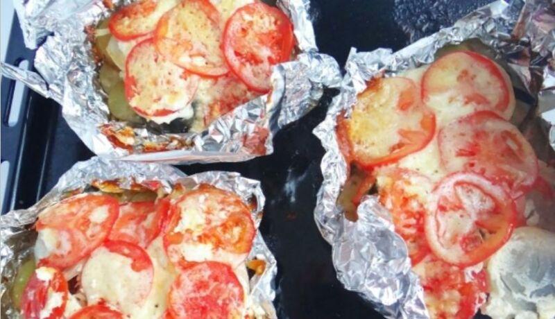 Запеченная горбуша в духовке: 6 рецептов приготовления сочной горбуши этап 30