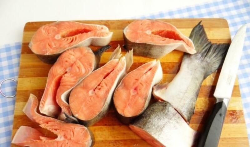 Запеченная горбуша в духовке: 6 рецептов приготовления сочной горбуши этап 21