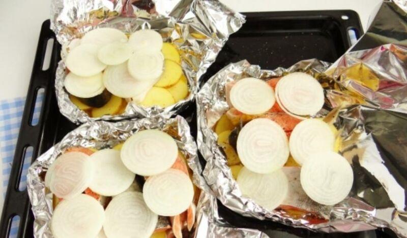 Запеченная горбуша в духовке: 6 рецептов приготовления сочной горбуши этап 26
