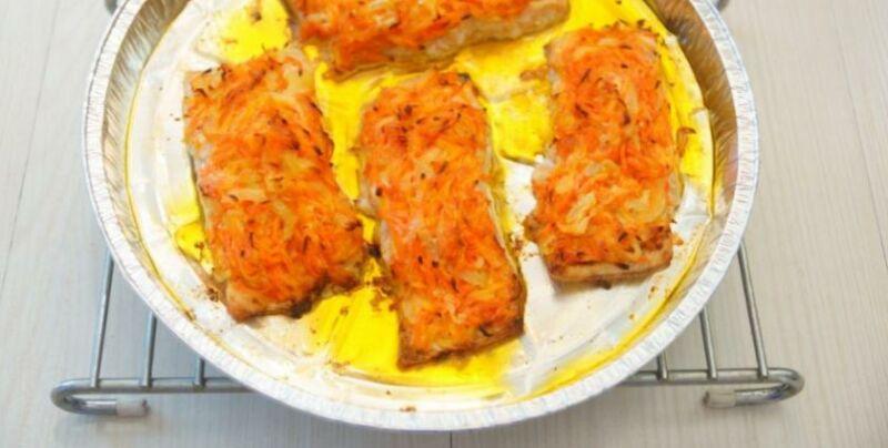 Запеченная горбуша в духовке: 6 рецептов приготовления сочной горбуши этап 42