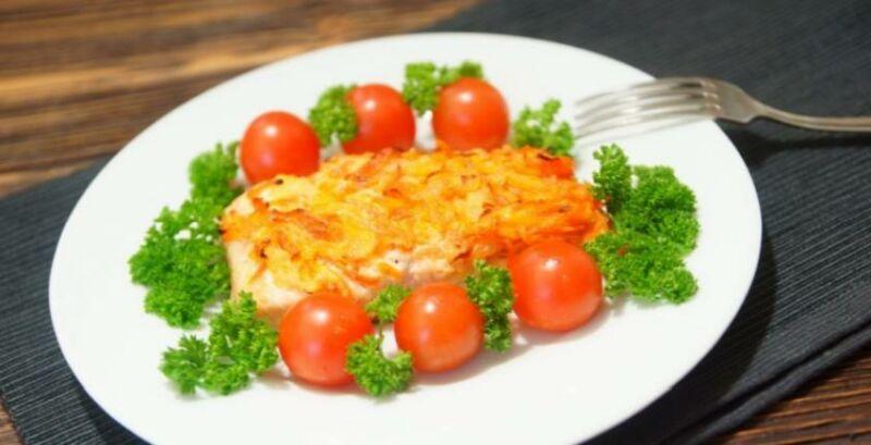 Запеченная горбуша в духовке: 6 рецептов приготовления сочной горбуши этап 33