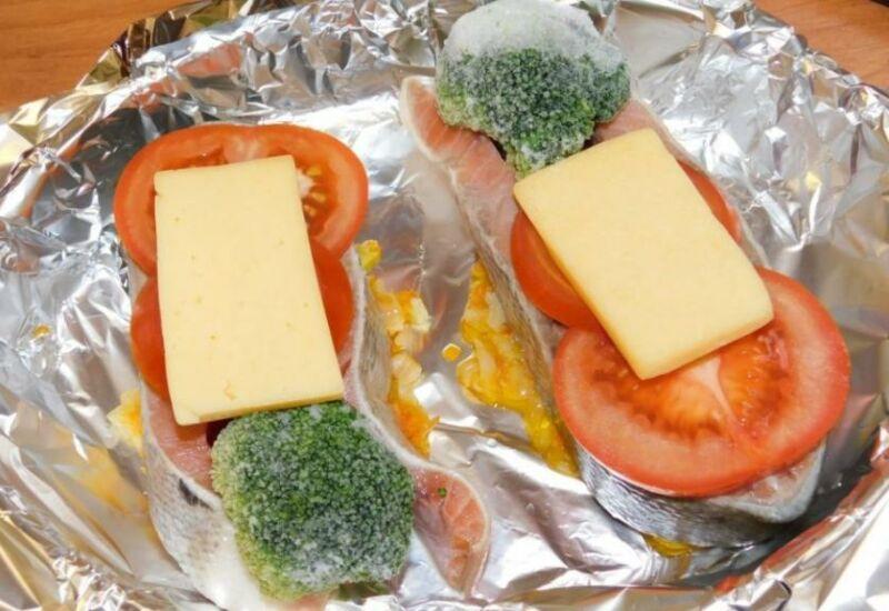 Запеченная горбуша в духовке: 6 рецептов приготовления сочной горбуши этап 16