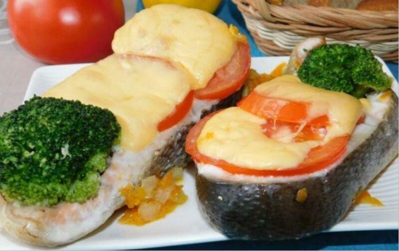Запеченная горбуша в духовке: 6 рецептов приготовления сочной горбуши этап 12