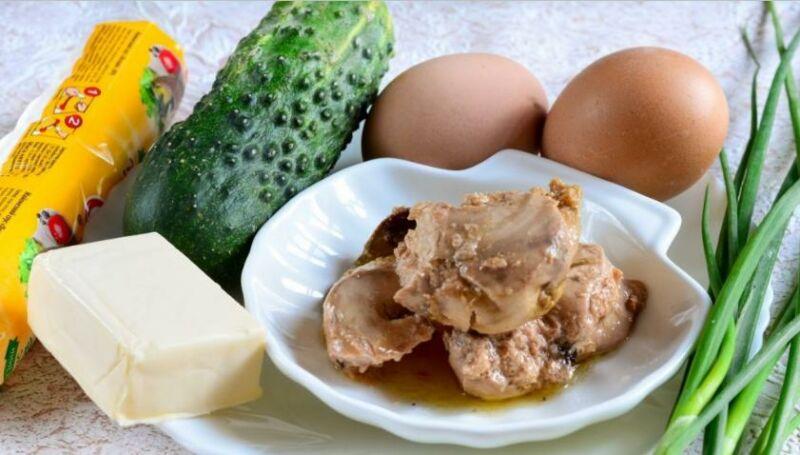 Закуски в тарталетках — 10 простых и вкусных рецептов на праздничный стол этап 55