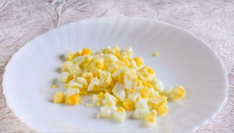 Закуски в тарталетках — 10 простых и вкусных рецептов на праздничный стол этап 56