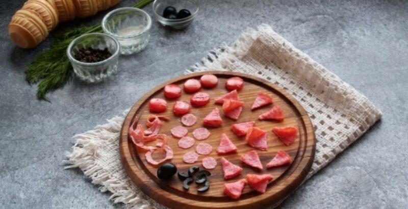 Закуски в тарталетках — 10 простых и вкусных рецептов на праздничный стол этап 5