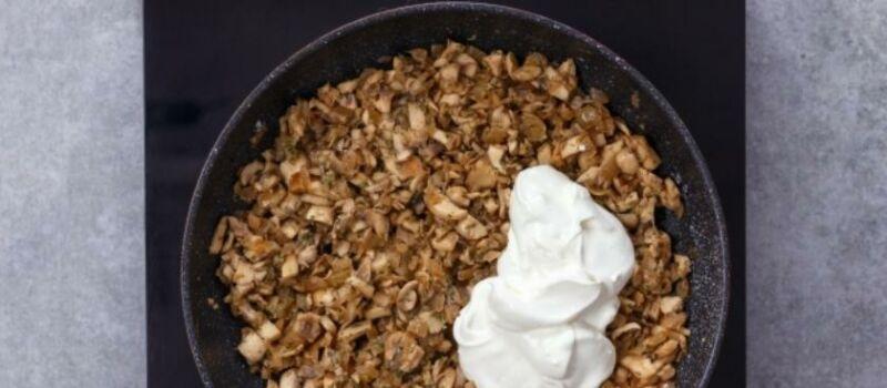 Закуски в тарталетках — 10 простых и вкусных рецептов на праздничный стол этап 40