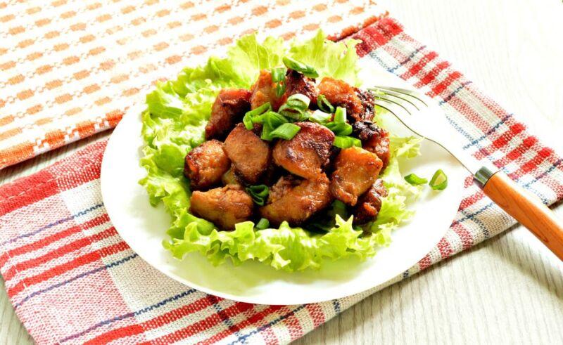 Свинина на сковороде: 9 простых и вкусных рецептов этап 13
