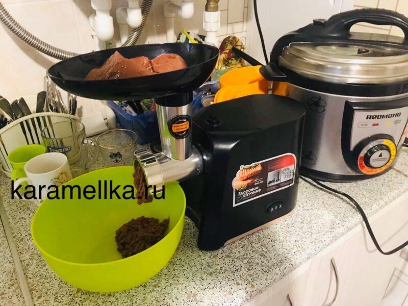Печеночные оладьи из говяжьей печени — супер рецепт пышных оладьев этап 4