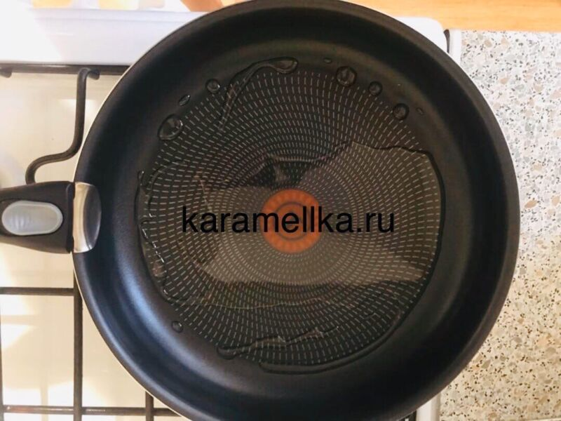 Печеночные оладьи из говяжьей печени — супер рецепт пышных оладьев этап 7