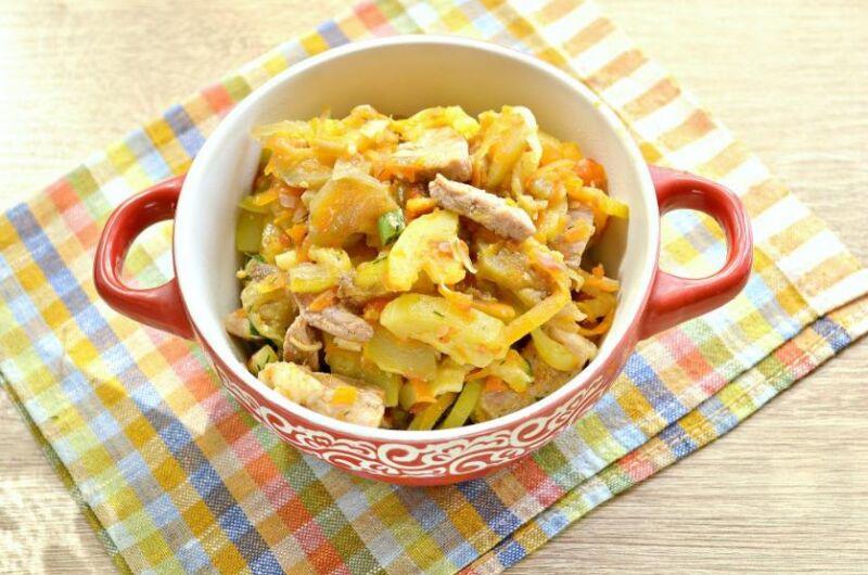 Свинина на сковороде: 9 простых и вкусных рецептов этап 46