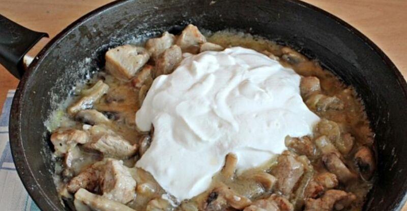 Свинина на сковороде: 9 простых и вкусных рецептов этап 19